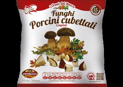 Funghi Porcini Cubettati