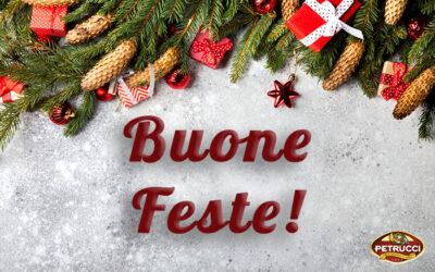 Buone Feste da Bosco Mar!