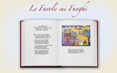 Il Porcino fresco ed il Porcino secco – Favola 6