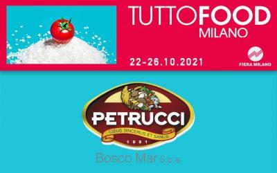 TuttoFood 2021: Bosco Mar presente alla manifestazione!