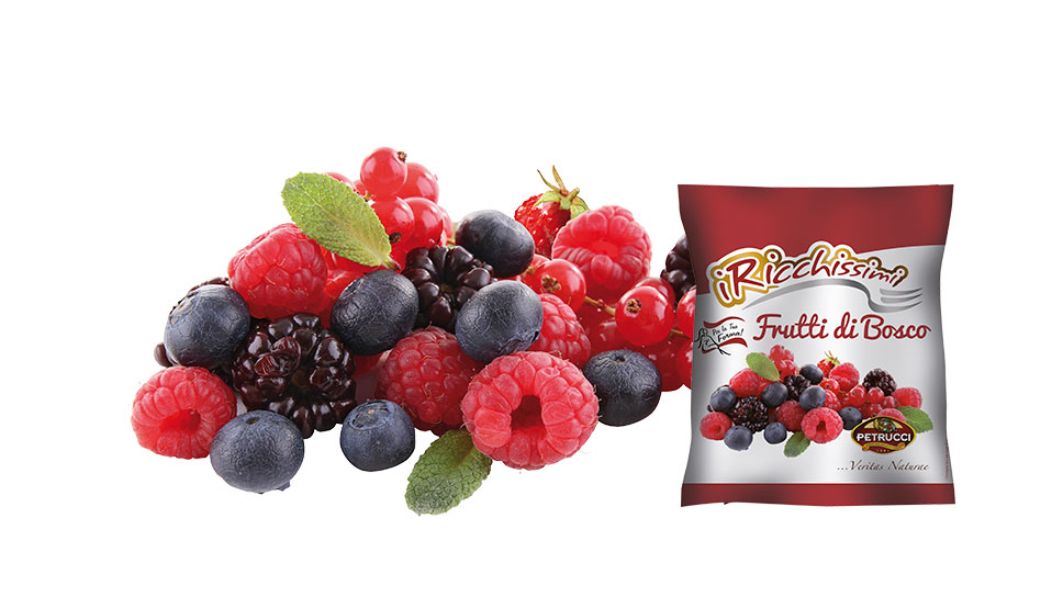 Frutti di bosco   I Ricchissimi   Petrucci