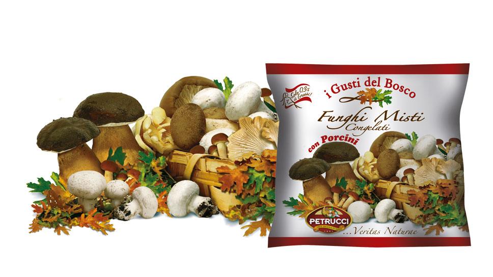 Funghi Misti I Gusti del Bosco Petrucci